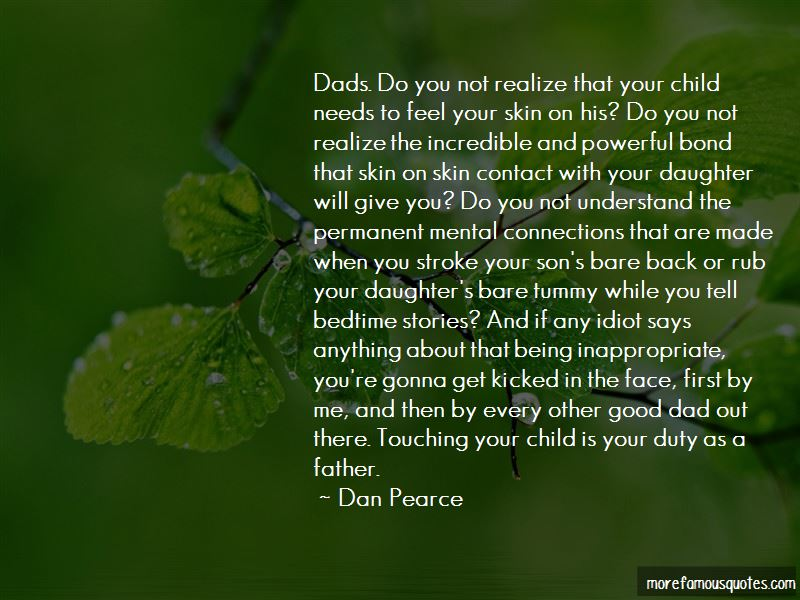 Being A Good Father To Daughter Quotes Pictures 2