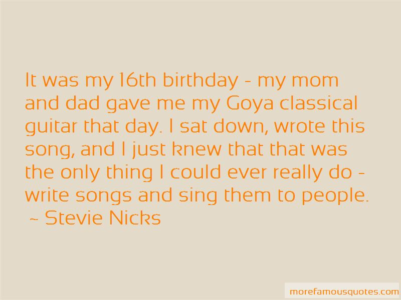 Quotes About Birthday My Mom