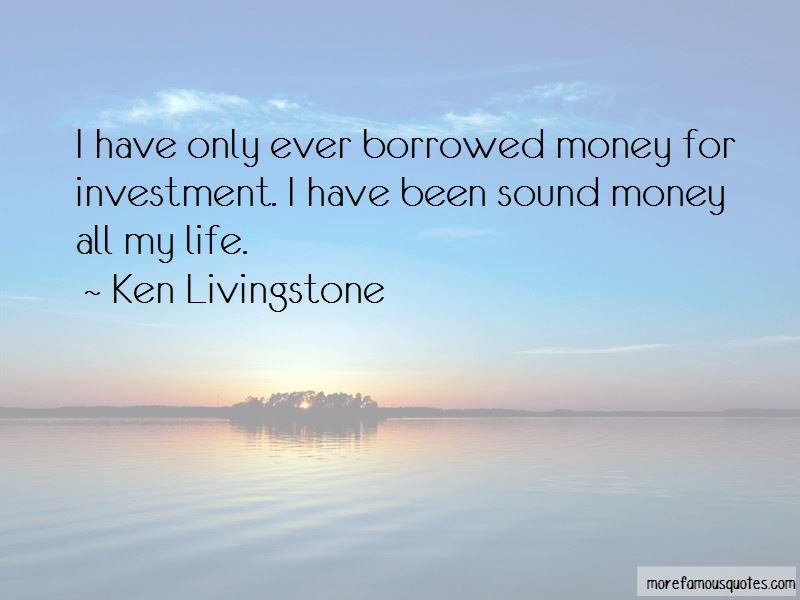Borrowed Money Quotes Pictures 4