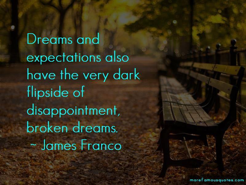 Quotes About Broken Dreams