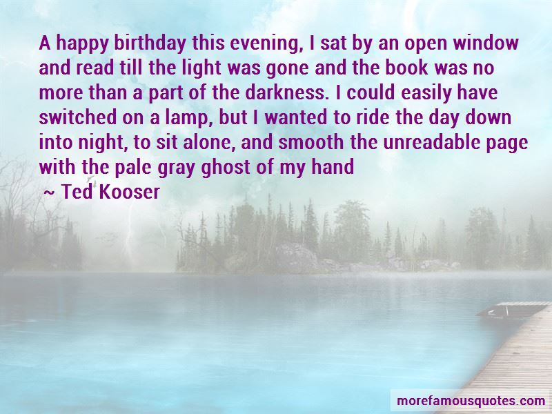Darkness In The Book Night Quotes Pictures 3