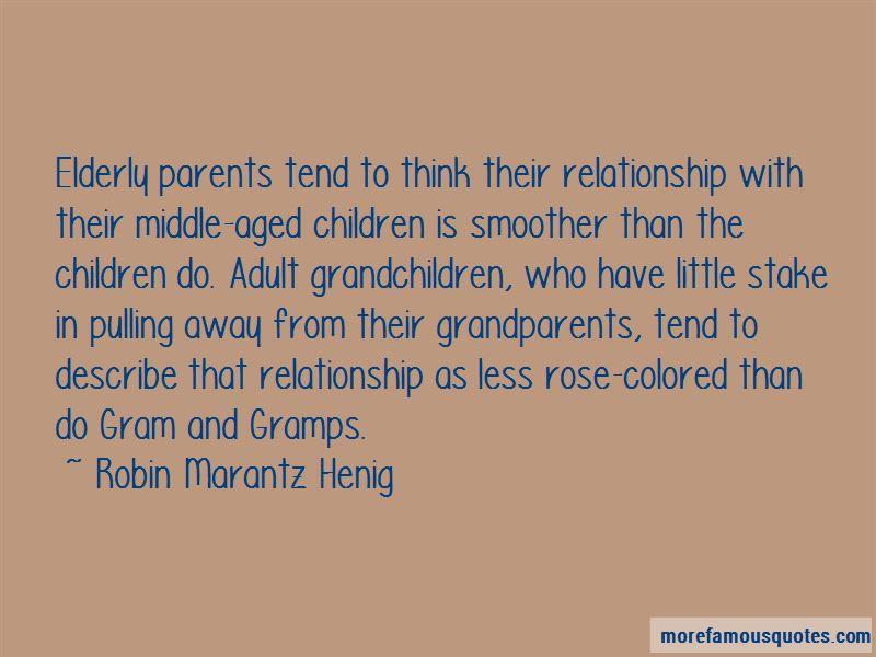 Quotes About Elderly Parents