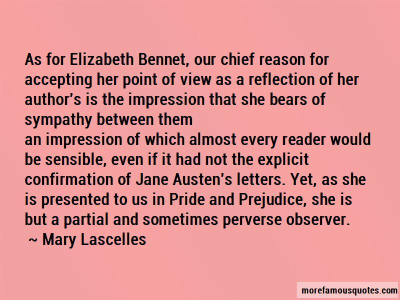 Quotes About Elizabeth Pride And Prejudice
