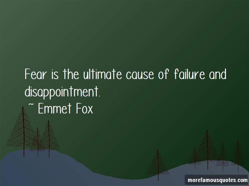 Quotes About Failure And Disappointment