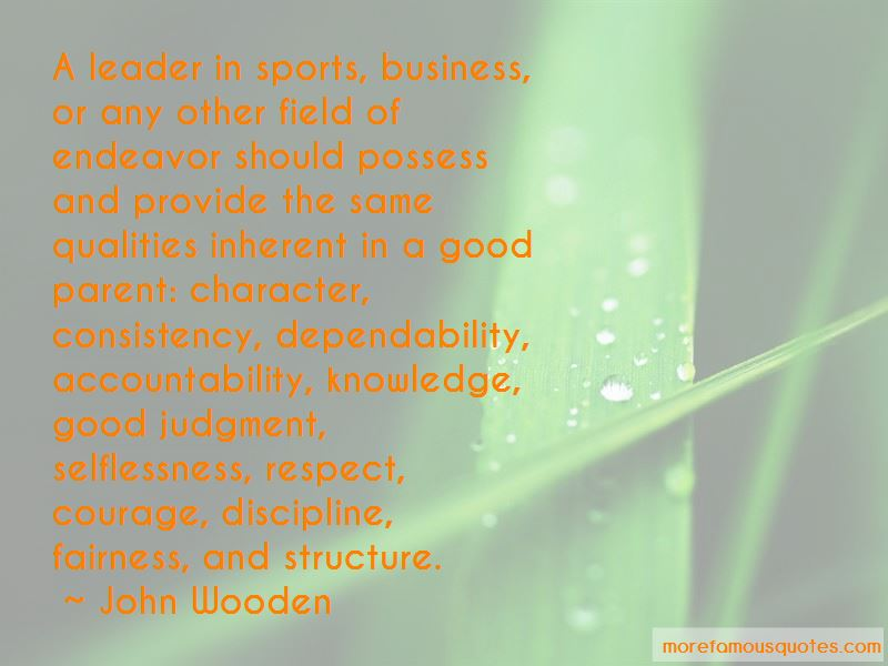 Quotes About Fairness In Sports
