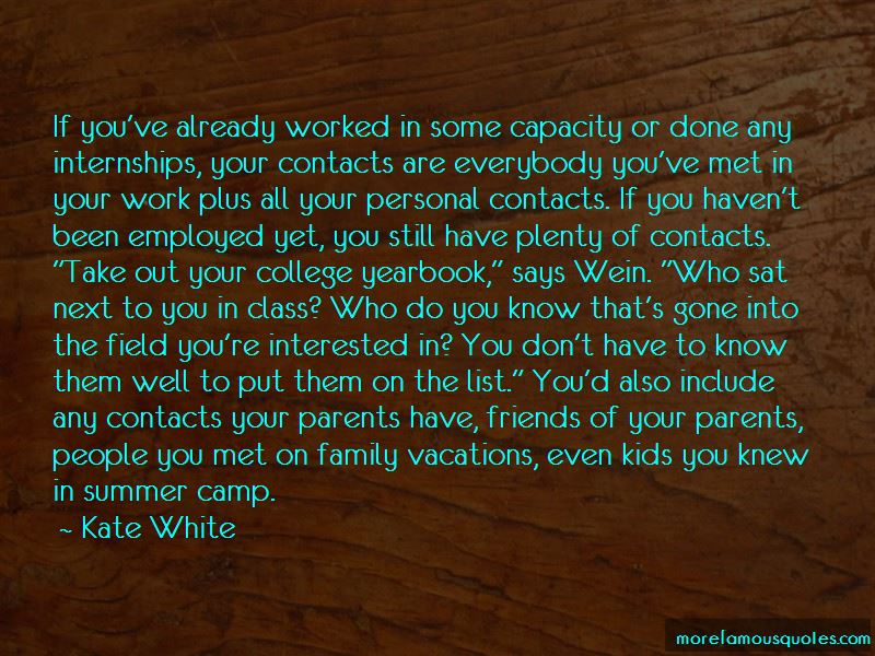 Quotes About Family Summer Vacations