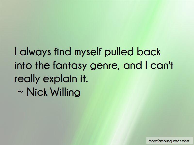 Fantasy Genre Quotes Pictures 3