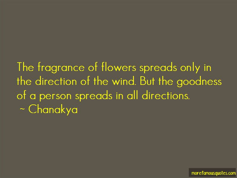 Fragrance Of Flowers Quotes Pictures 2