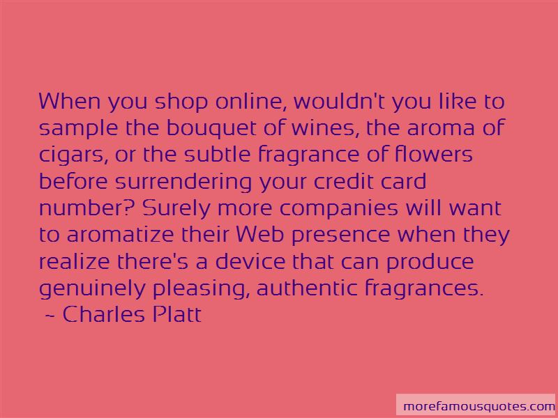 Fragrance Of Flowers Quotes Pictures 3