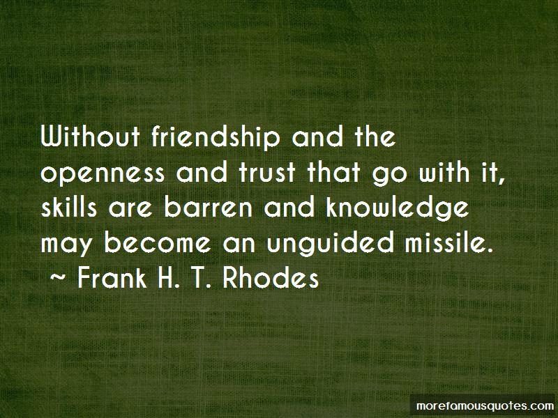 Friendship Without Trust Quotes Pictures 2