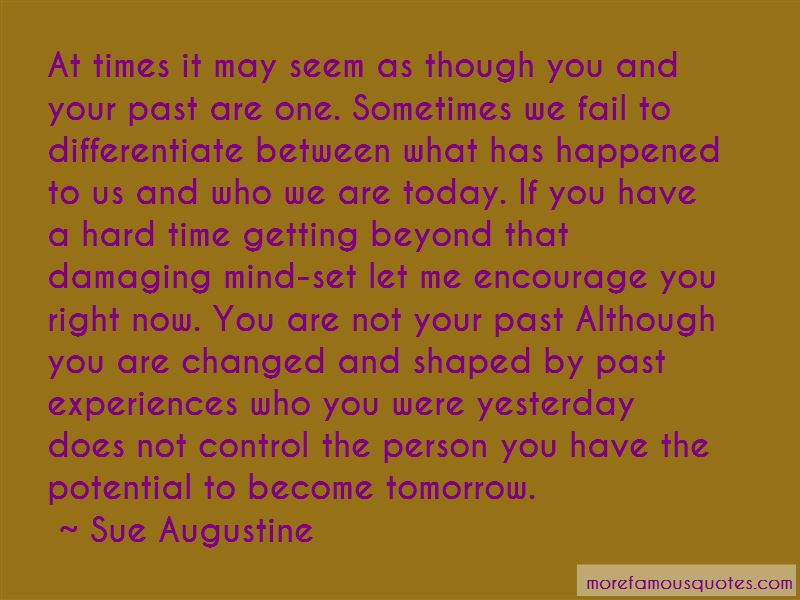 Quotes About Getting Past Hard Times