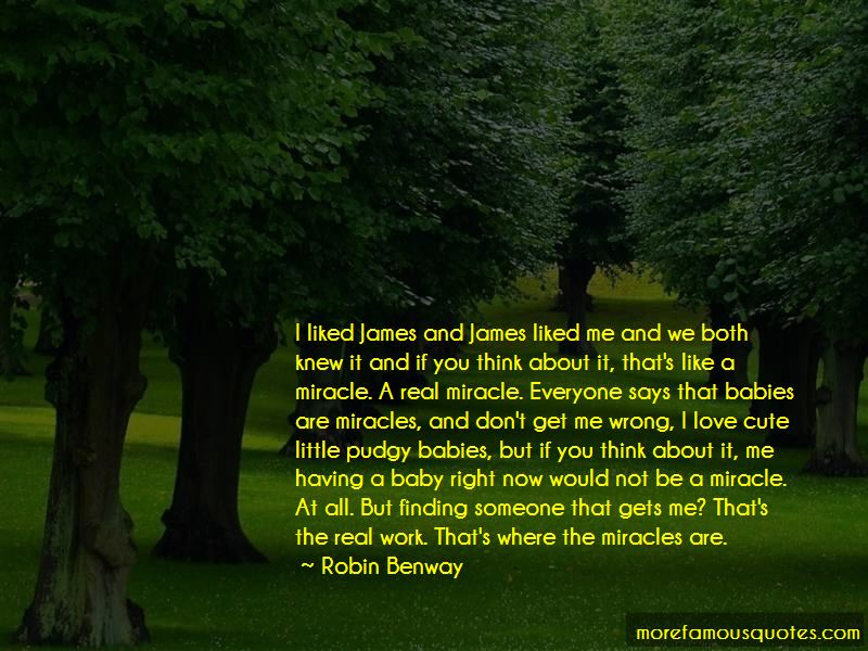 Quotes About Having A Miracle Baby