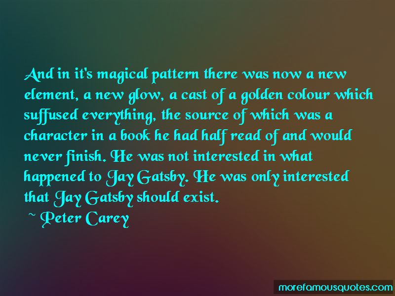 Quotes About Jay Gatsby From The Book