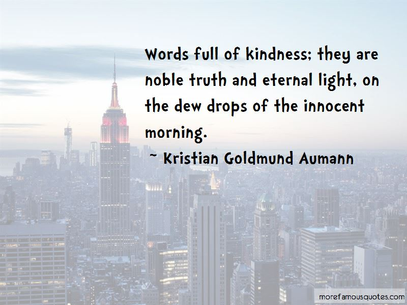 Kindness And Light Quotes Pictures 2