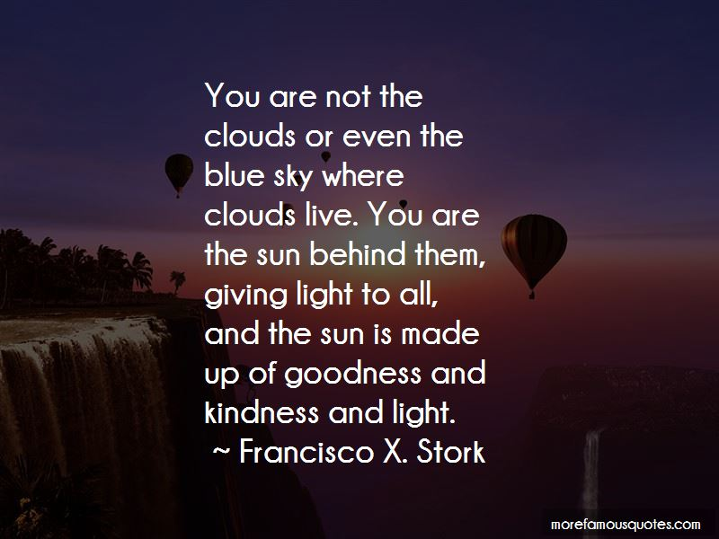 Quotes About Kindness And Light