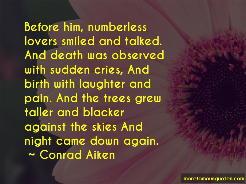 Quotes About Laughter And Pain