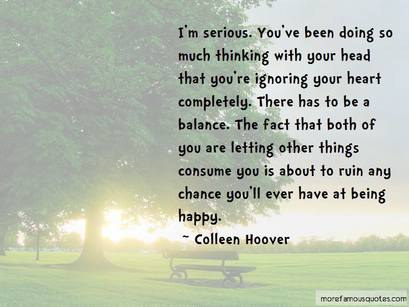 Letting Things Go To Your Head Quotes Pictures 2