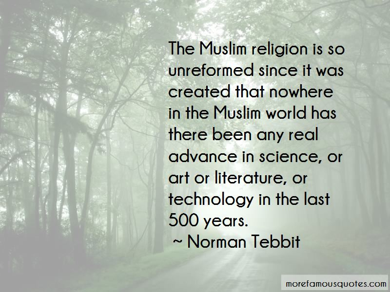 Quotes About Muslim Religion