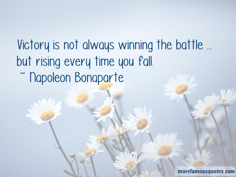 Quotes About Not Always Winning