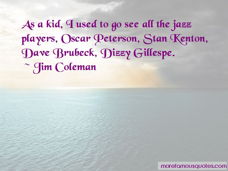 Quotes About Oscar Peterson