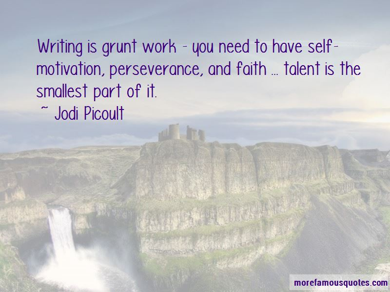 Quotes About Perseverance And Faith