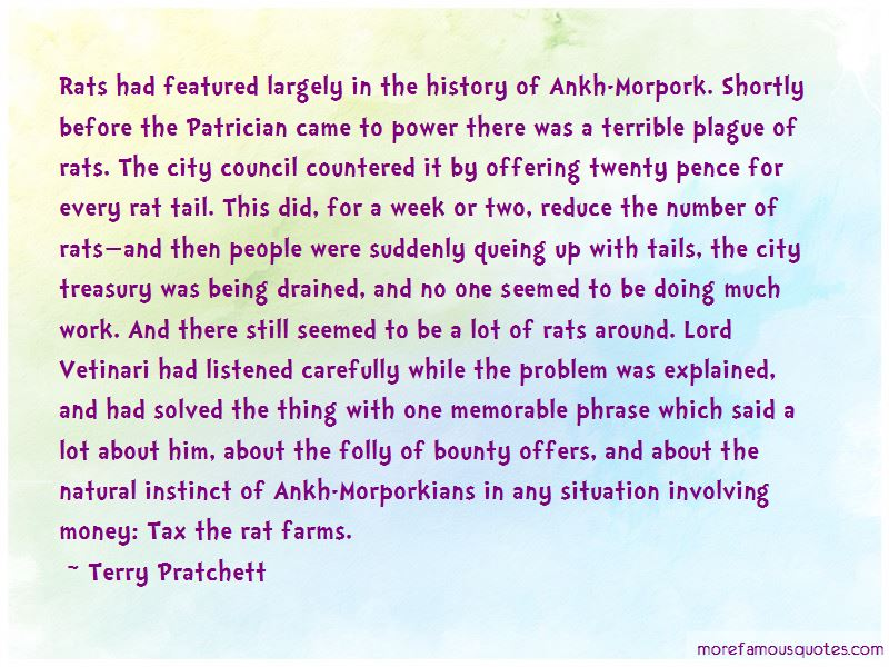 Quotes About Plague