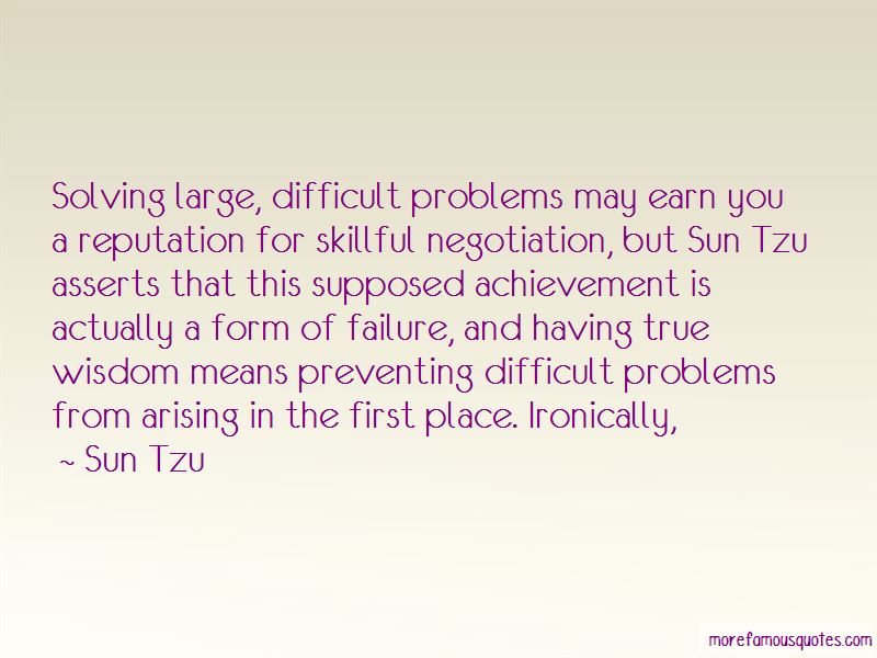 Preventing Problems Quotes Pictures 3