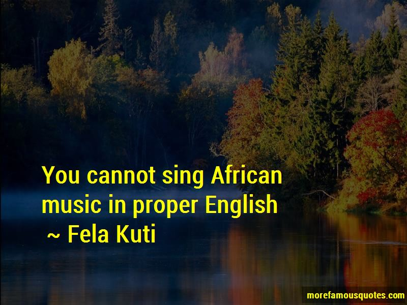 Quotes About Proper English