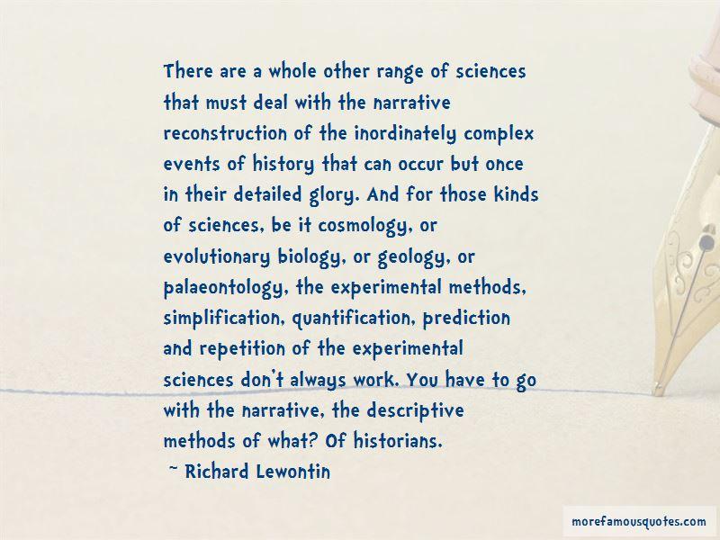 Quotes About Quantification