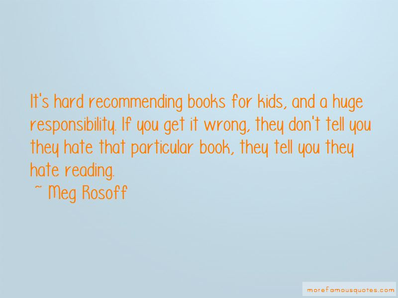 Recommending Books Quotes Pictures 3