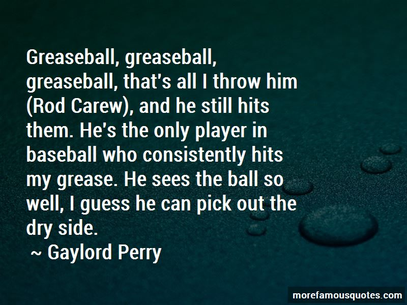 Quotes About Rod Carew