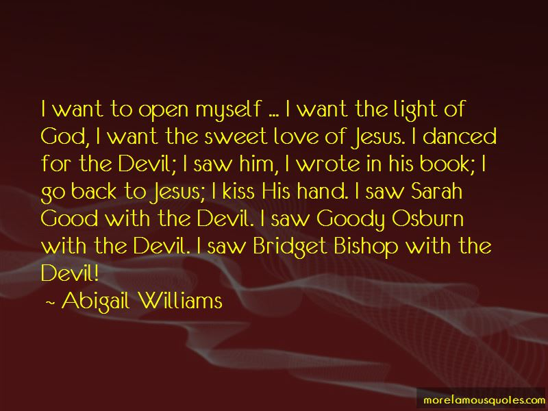 abigail williams quotes