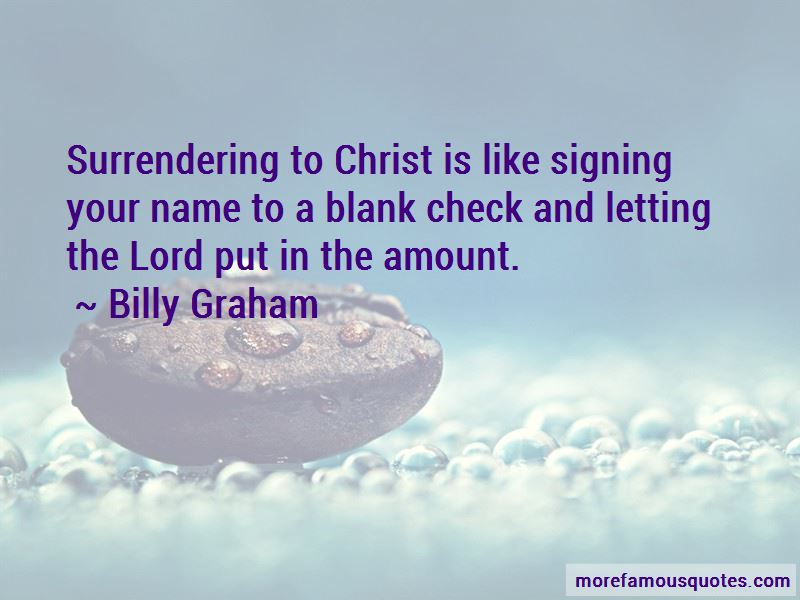 Quotes About Signing Your Name