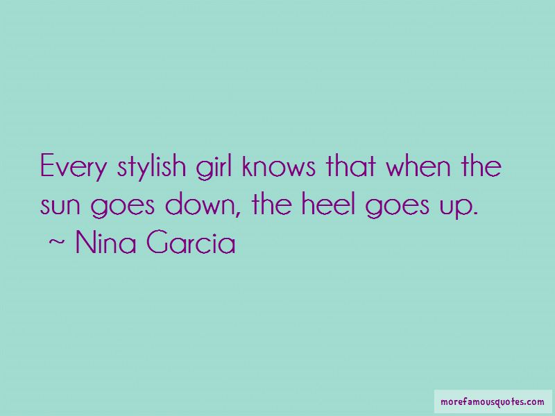 Quotes About Stylish Girl