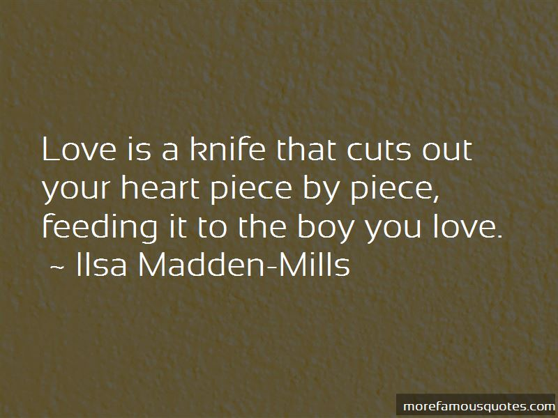 Quotes About The Boy You Love