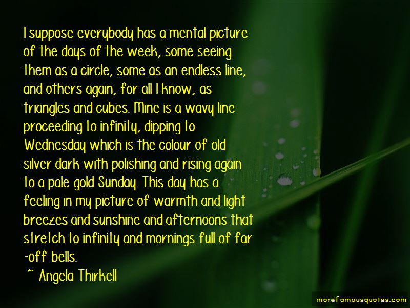Quotes About The Days Of The Week