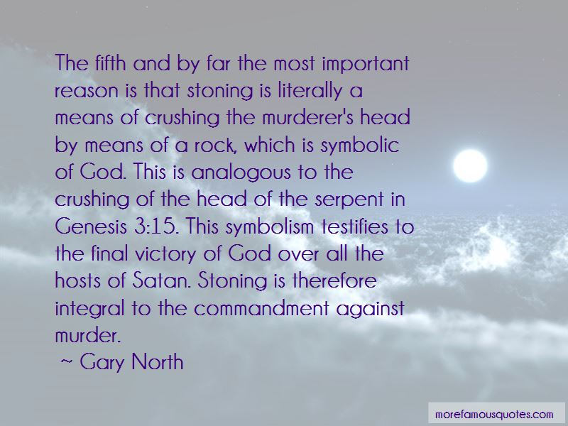 Quotes About The Fifth Commandment Top 4 The Fifth Commandment