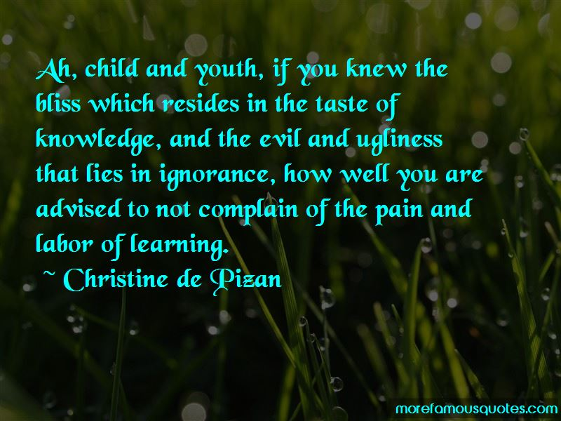 The Ignorance Of Youth Quotes Pictures 3