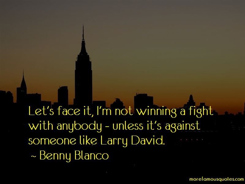 Quotes About Winning A Fight