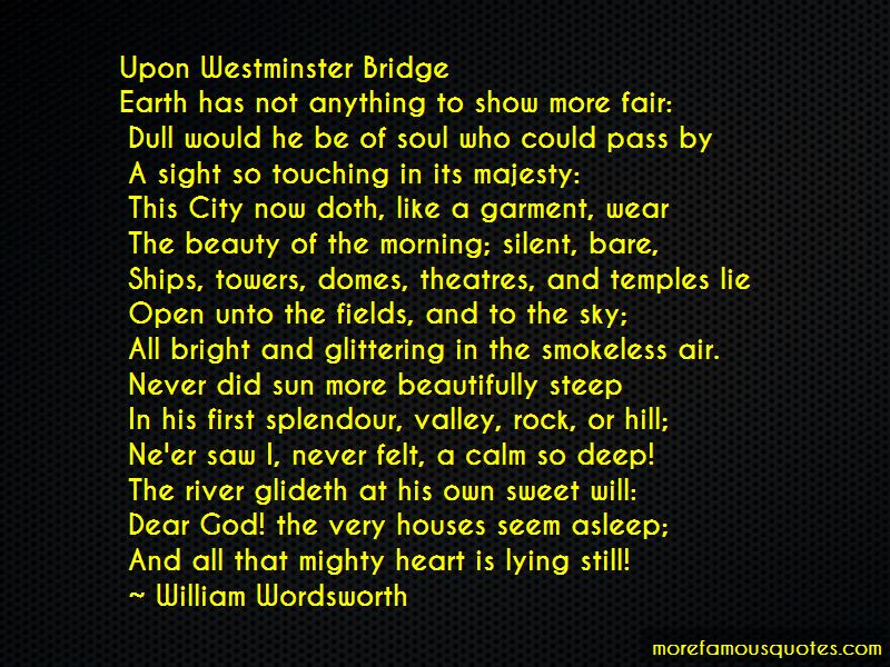 Westminster Quotes Pictures 2