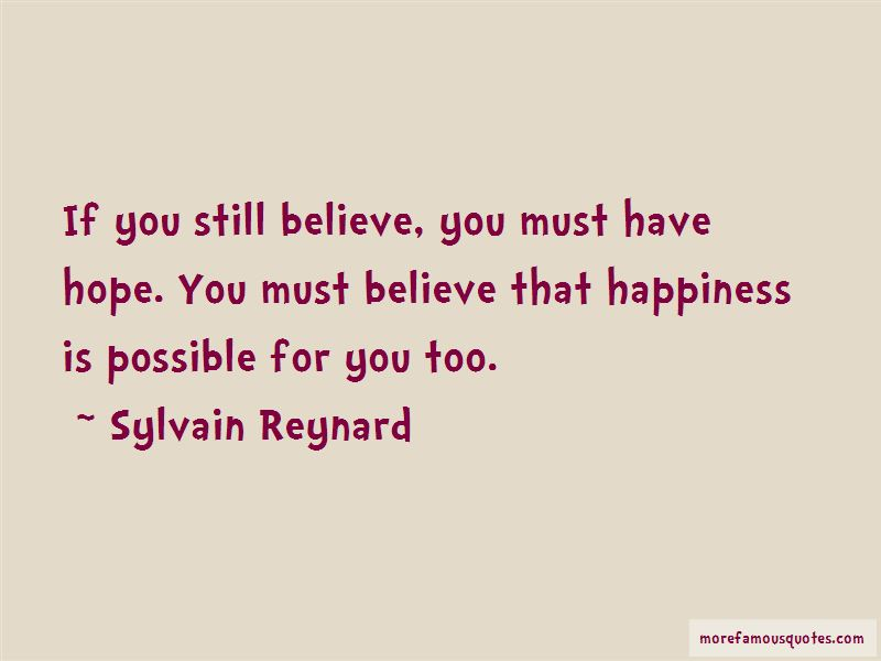 You Must Have Hope Quotes