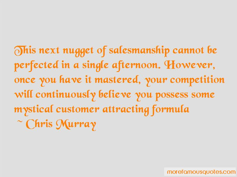 Customer Attracting Quotes