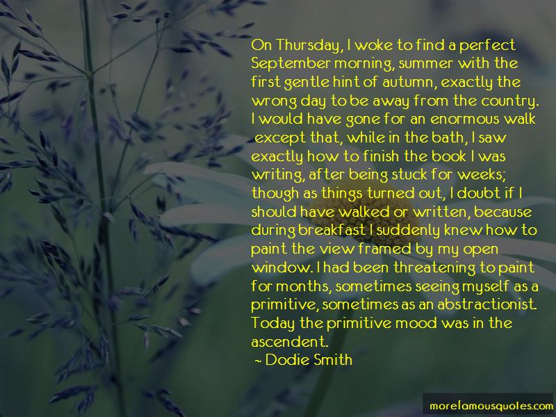 First Day Of Autumn Quotes