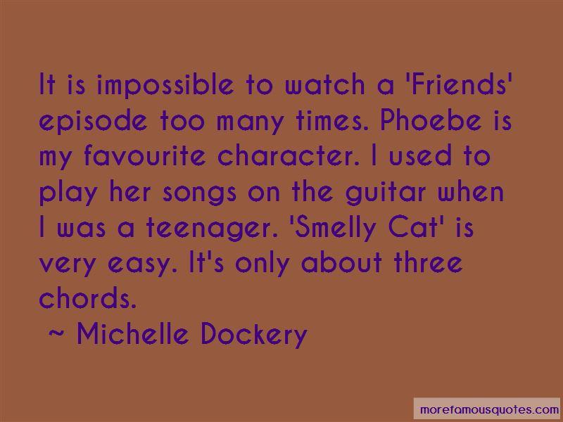 Friends Episode Quotes