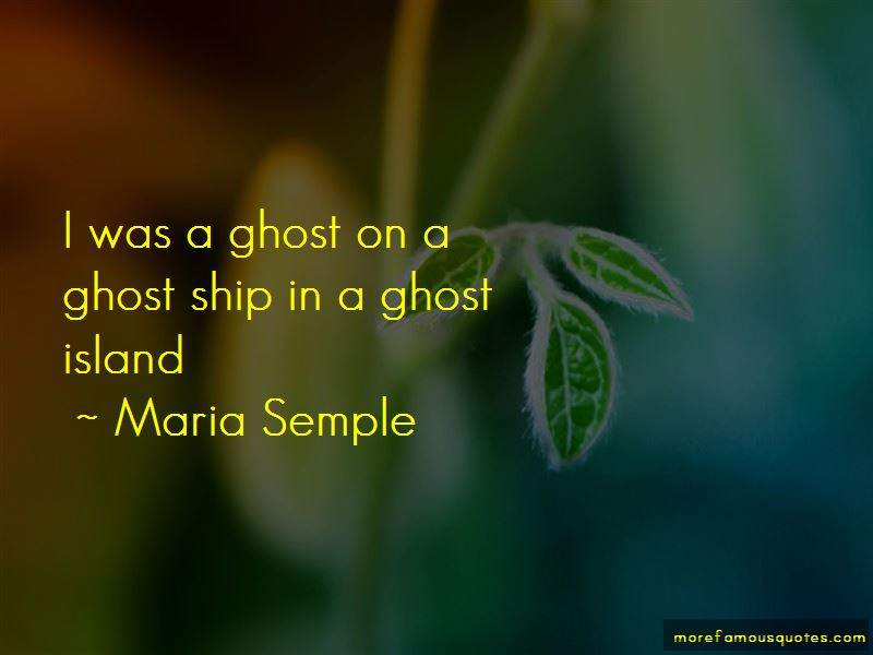 Ghost Ship Quotes Pictures 2