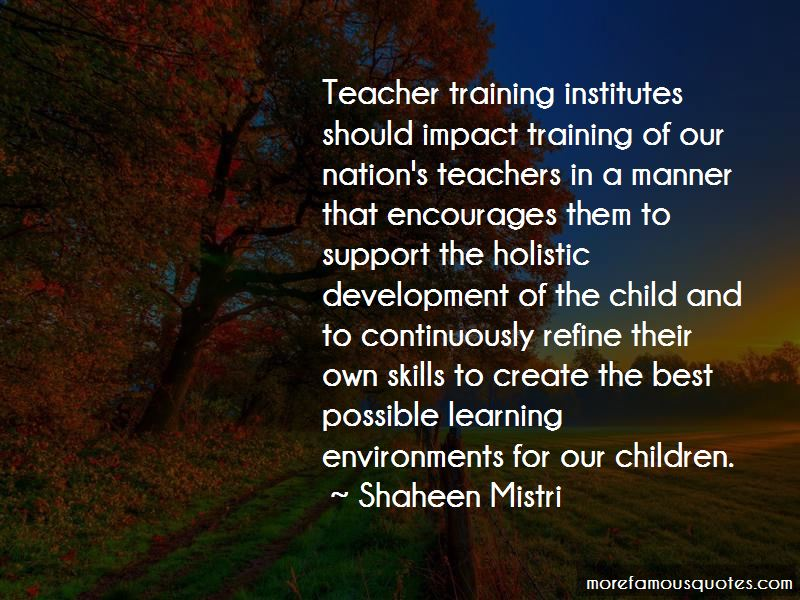 Learning Training And Development Quotes