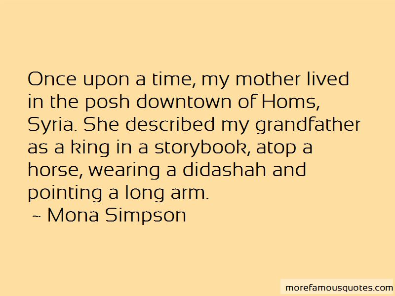 Mother Arm Quotes