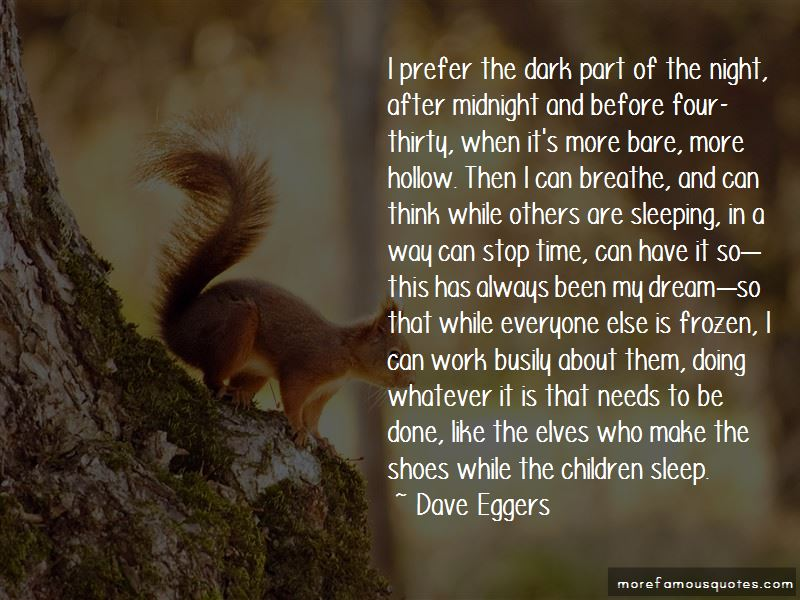 Night Elves Quotes