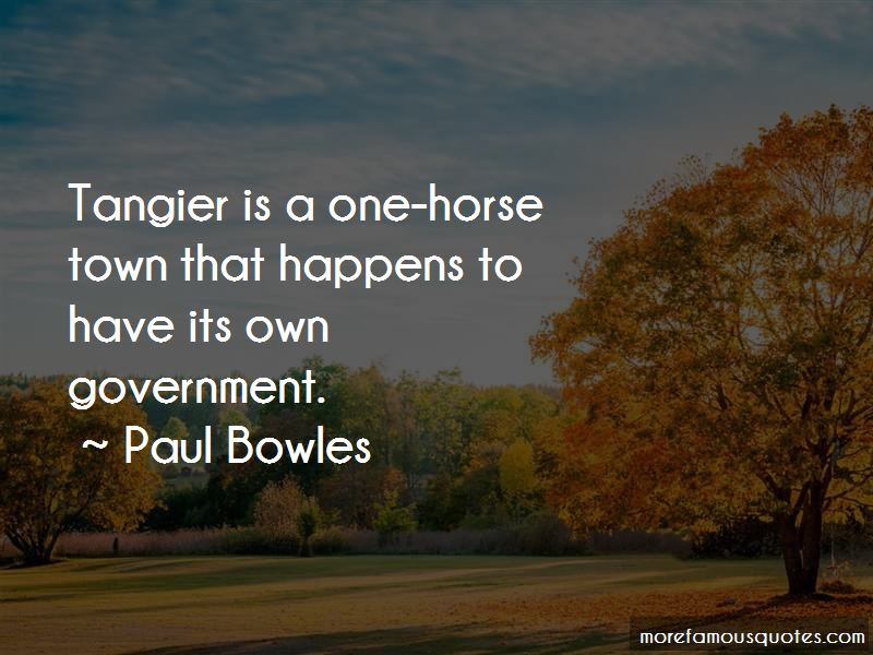 One Horse Town Quotes Pictures 3