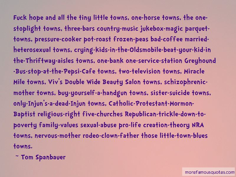 One Horse Town Quotes Pictures 4